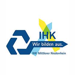 Logo IHK Wir bilden aus