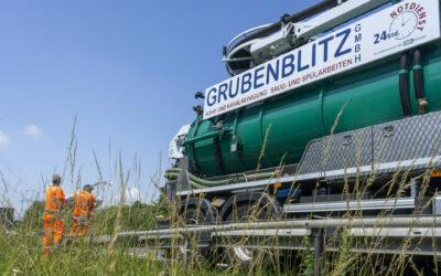 Grubenblitz hat Zulassung für die Stadt Düsseldorf