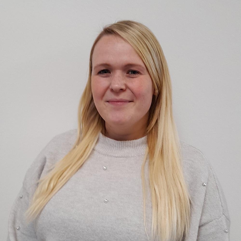 Neue Mitarbeiterin Anna-Lena Braun