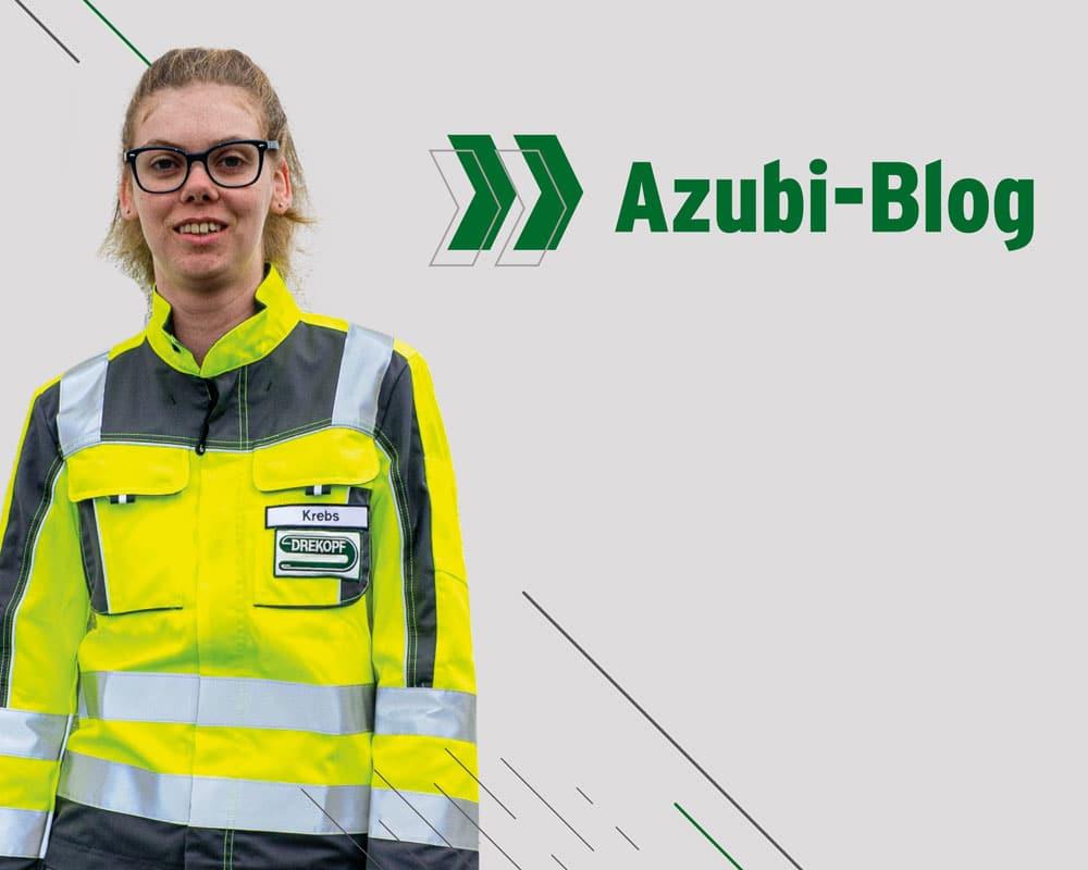 Azubi Blog - Jana Krebs