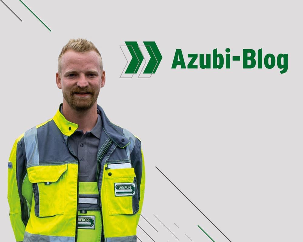 Azubi Blog - Richard Hütges