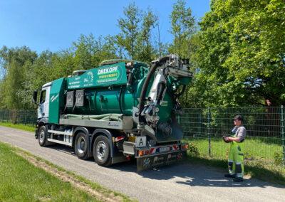 Mobile Bewässerung in Städte und Kommunen