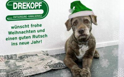 Wir wünschen frohe Weihnachten