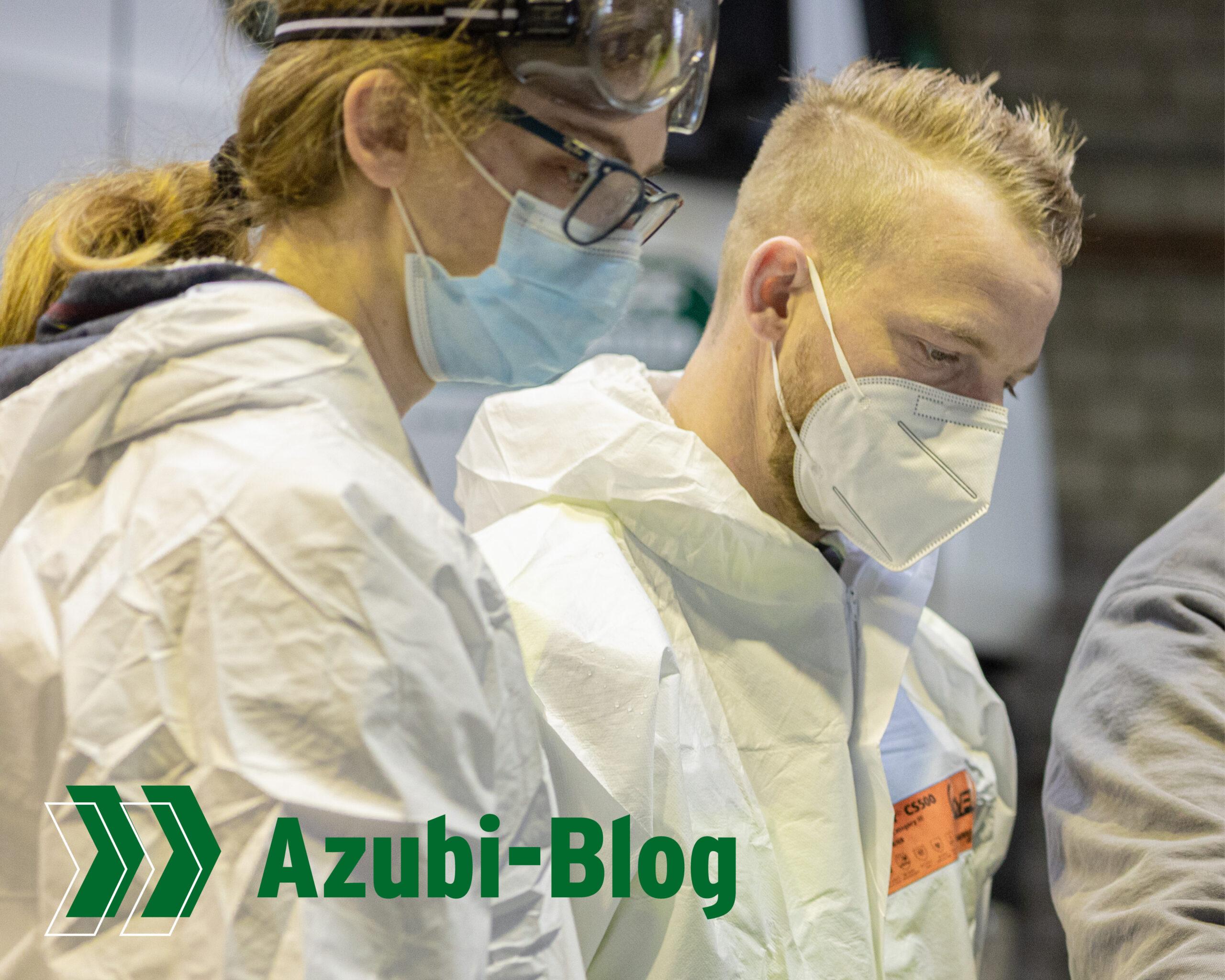 Azubi-Blog Teil 5